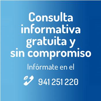 Consulta informativa gratuita y sin compromiso